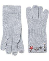 Esprit Accessoires 097ea1r002 Gloves - Gray