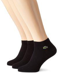 Lacoste Ra1163-00 Socks - Black