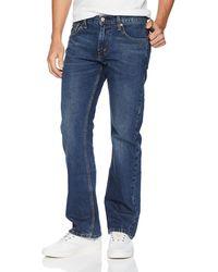 Levi's 527 Slim Bootcut Fit Jean - Blue