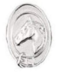 Nomination Royal Classic Charm Link Shield With Horse And 1 Cz Stainless Steel 140952/03 - Metallic