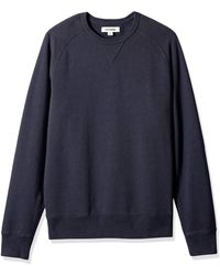 Goodthreads Crewneck Fleece Sweatshirt - Azul