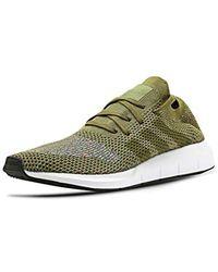 adidas Swift Run Pk Trainers Green