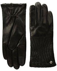 Cole Haan - Genevieve Woven Glove - Lyst