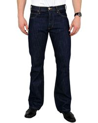 Lee Jeans - Jeans Denver - one wash, Größe:W33 L30 - Lyst