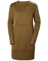 Helly Hansen W Hytte Dress - Brown