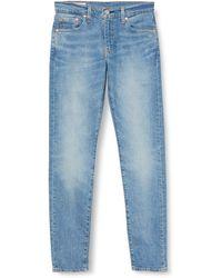 Levi's 512 Slim Taper Tapered Fit Jeans - Blau