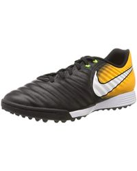 Nike Tiempox Finale Tf Men s Football Boots In Multicolour in Black ... d0bb7752e2b