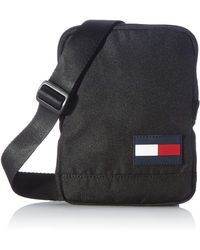 Tommy Hilfiger Tommy Core Compact Crossover Business Tasche - Schwarz