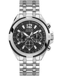 Guess Chronograph Uhr Surge - Mettallic