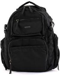 Bugatti Contratempo Backpack Black - Nero