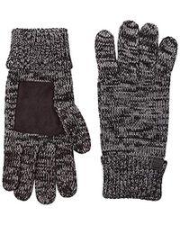 Esprit - Herren Handschuhe 116EA2R004, Schwarz (Black 001), One size (1SIZE) - Lyst
