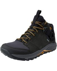 Teva Grandview Gtx Combat Boots - Black