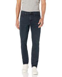 Goodthreads Pantalones Vaqueros cómodos y elásticos Jeans - Azul