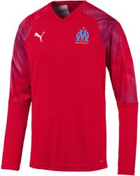 PUMA - Maillot gardien authentique Om 2019/20 - Lyst