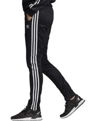 adidas Originals Pantalone Donna SST Nero Taglia 36