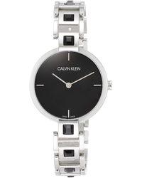 Calvin Klein Mesmerise K9G23UB1 Orologio da polso donna - Nero