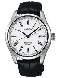 Seiko Presage orologi uomo SPB047J1EST - Nero
