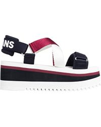 Tommy Hilfiger Sporty Neoprene Flat, 020 Sandals - Multicolour