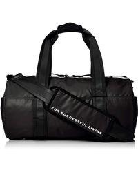 DIESEL Shoes Boldmessage F-bold Duffle 's Wallet - Black