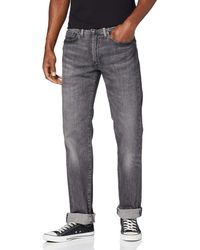 Levi's 514 Straight Jeans - Grey