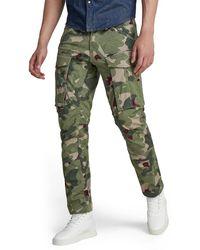 G-Star RAW - Pantalones para Hombre - Lyst
