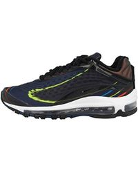 985c22a89b3c6 Womens Air Max Deluxe - Size 5.5w - Black
