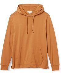 Goodthreads Long-sleeve T-shirt - Orange