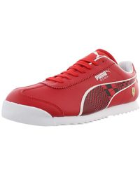 PUMA Roma Sneakers for Men - Up to 40% off at Lyst.com