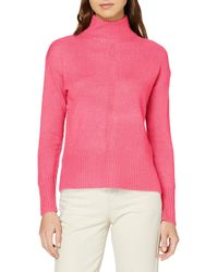 Dorothy Perkins Lead In High Neck Jumper. Pullover - Pink