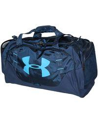 Under Armour Storm Undeniable 3.0 Medium Duffle Bag 61L - Bleu