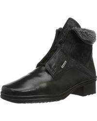 Gabor Shoes 96.705.57 Kurzschaft Stiefel - Schwarz