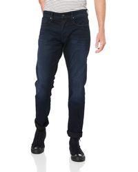 G-Star RAW 3301 Straight Tapered Jeans - Blu