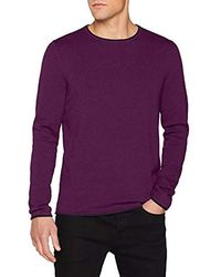 S.oliver Pullover - Lila