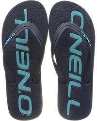 O'neill Sportswear Profile logo sandals - Blu