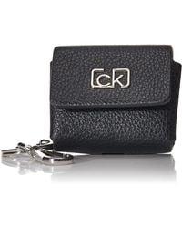 Calvin Klein Earphone Case CK Black - Nero
