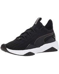 6b183043a26b06 Lyst - PUMA Defy Mid Sneaker in White