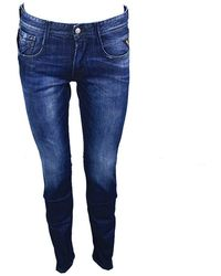 Replay Anbass Jeans - Blu