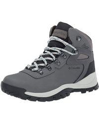 Columbia Newton Ridge Plus Hiking Boot - Black