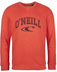 O'neill Sportswear LM State Crew Sweatshirt Maglia di Tuta - Multicolore