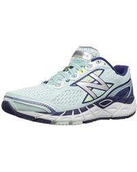 sports shoes 0f821 f3351 W840v3 Running Shoe - Blue