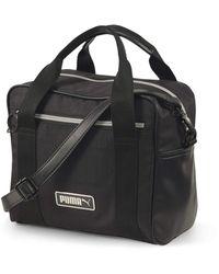 PUMA Prime Mini Duffel Bag Black OSFA - Schwarz
