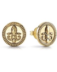 Guess Pendientes Dotted Giglio UME70003 para Hombre - Metálico