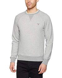 GANT - Original Sweatshirt - Lyst