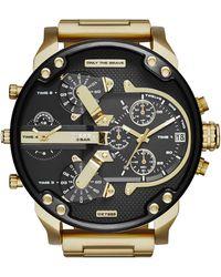 DIESEL Uhr DZ4361 - Mettallic