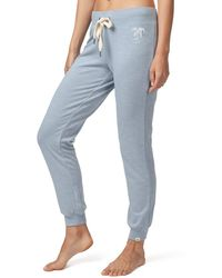 Rip Curl Junior's Surf Essentials Extra Soft Sweat Trousers - Blue