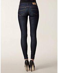 DIESEL Pantaloni Donna - Blu