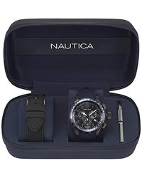 Nautica Casual Watch NAPSRF009 - Blu
