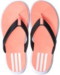 adidas Comfort Flip Flop Slide Sandal - Black