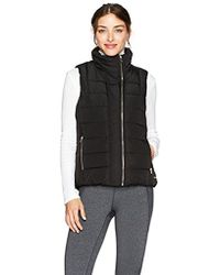 Calvin Klein - Performance Vest With Pillow Sherpa - Lyst