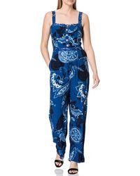 Desigual Pant_Patricia Pantalon décontracté - Bleu